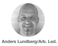 Anders Lundberg / Arb. Led.